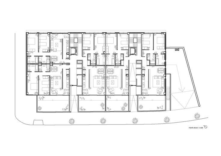 Galeria - Edifício 30 Residências Plurifamiliares / Narch - 10