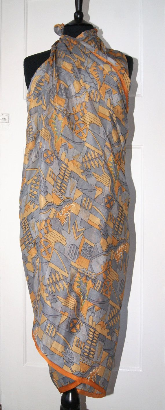 Hey, I found this really awesome Etsy listing at https://www.etsy.com/listing/257320988/extra-large-silk-scarf-sarong-wrap