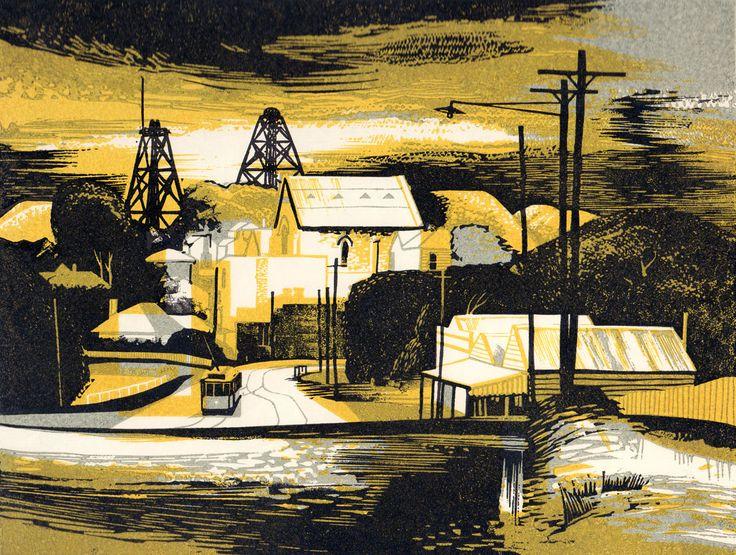 RWS, (5 October 1924 – 10 June 2006) was an Australian watercolour ...