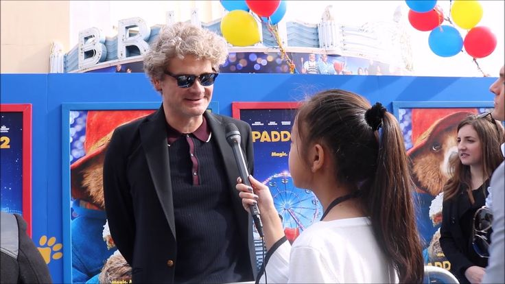 Paddington 2 Interview with Simon Farnaby conducted by KIDS FIRST! Film Critic Jolleen M. #KIDSFIRST! #Paddington2