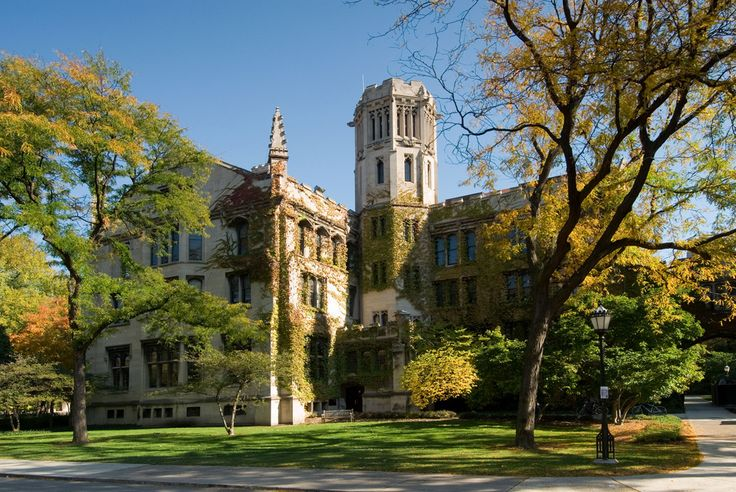 Rosenwald Hall — University of Chicago, Illinois | 21 College Campuses That Make You Feel Like You're At Hogwarts