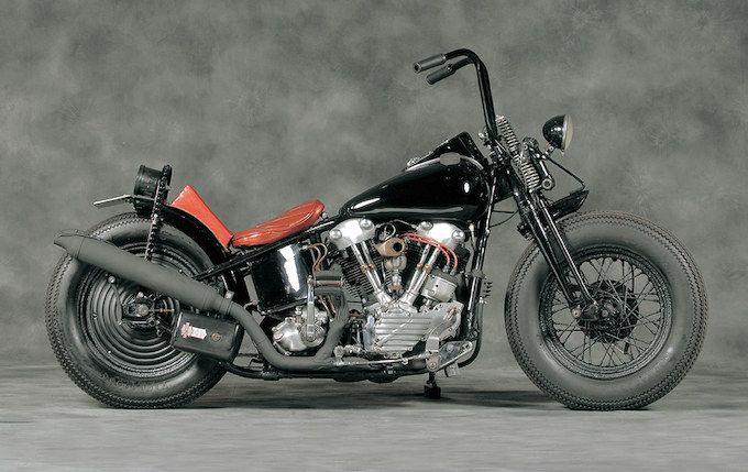 1947 KNUCKLE HEAD / MOTORCYCLES DEN