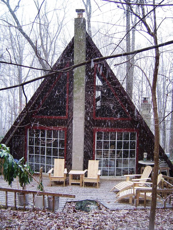 Best 25+ A Frame House Ideas On Pinterest | A Frame Cabin, A Frame