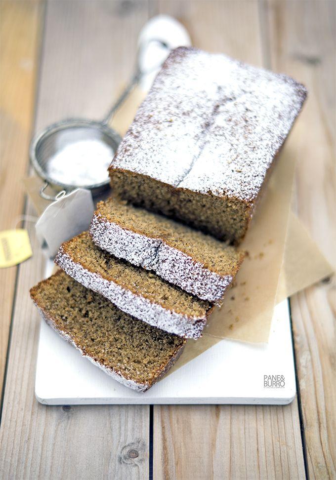 pane&burro: Torta da tè.. al quadrato!