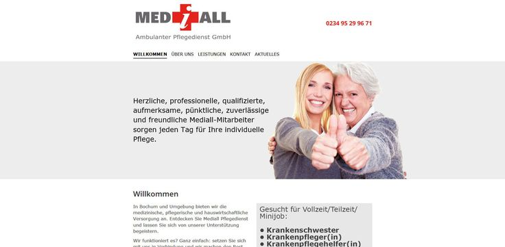 Mediall - Ambulante Pflege