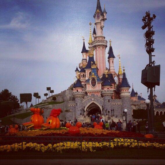 Disney Land, Paris France.