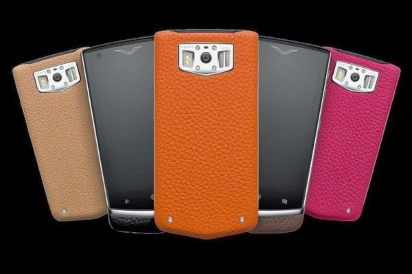 The Vertu Constellation: a $6600 Android phone