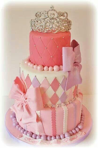 Quinceañeras Cake