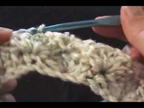 ▶ How to Crochet a Shell Scarf - YouTube ✭Teresa Restegui http://www.pinterest.com/teretegui/ ✭
