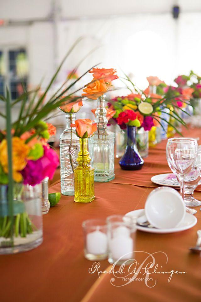 Mexican Inspired Wedding At Royal Ambassador - Wedding Decor Toronto Rachel A. Clingen Wedding & Event Design