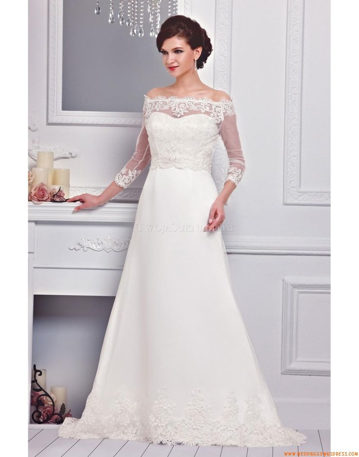 213 best wedding dresses images on Pinterest Wedding dressses
