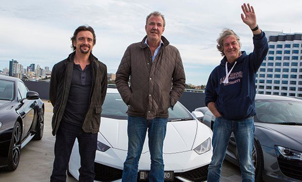 Former Top Gear producer Andy Wilman on his new car show with Clarkson and co. Click through for article. :)