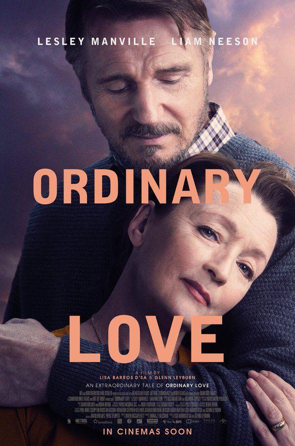 Póster Ordinary Love Love Film Liam Neeson Love Movie