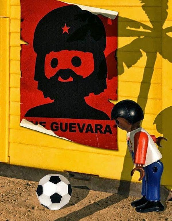 """Che Guevara"" Richard Unglik"