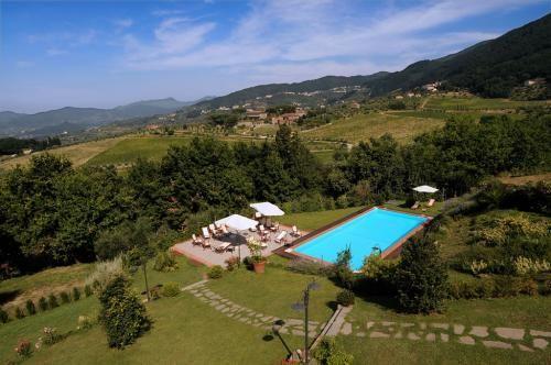 Casale de Pasquinelli, Segromigno, Monte Lucca, Tuscany, Italy