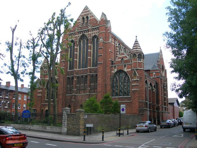 catholic churches in uk | ... catholic church brixton hill near to brixton lambeth great britain