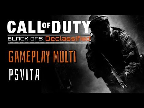 http://callofdutyforever.com/call-of-duty-gameplay/psvita-call-of-duty-black-ops-declassified-gameplay-multijoueur/ - PSVita : Call of Duty Black Ops Declassified / Gameplay Multijoueur  /! Abonne toi si tu as aimer la vidéo, pouce bleu sa fait toujours plaisir 😀 Pour me suivre autre que youtube !  Mon Twitter: https://twitter.com/