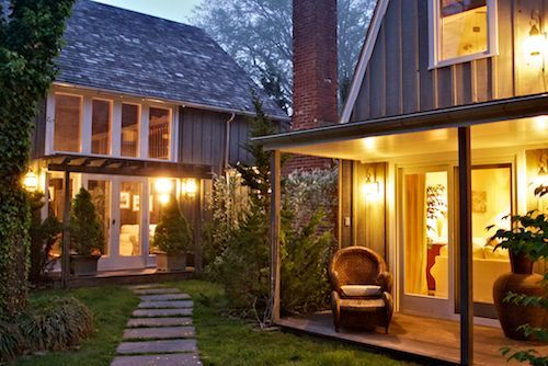Graybarn cottage new york house rental east hampton ny for East hampton vacation rentals