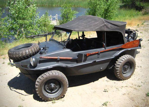 70 best amphibious vehicles images on Pinterest | Army vehicles ...