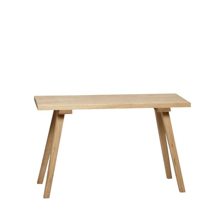 Nature oak bench. Product number: 888002 - Designed by Hübsch