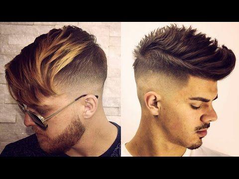 Men's New  Haircuts 2017