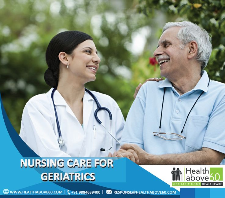 Healthabove60 offers 24x7 nursing care services for your