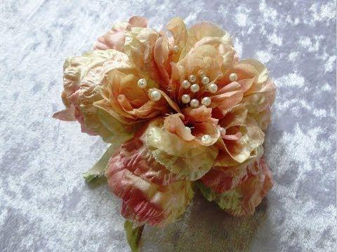 Английская роза, как повод для вдохновения  Горячие кружева. Гильоширование или выжигание по ткани