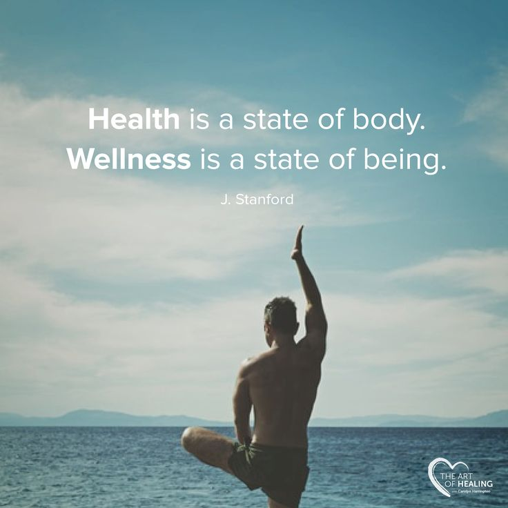 Health + Wellness = Healing