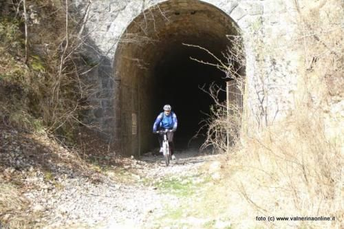 Decimo Bike tour delle vecchie ferrovie dismesse - domenica 4 ottobre