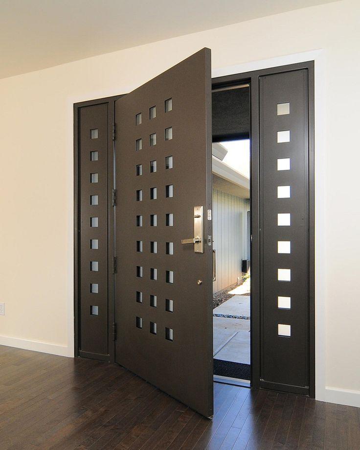 Μόντερνες πόρτες με άριστη ποιότητα κατασκευής από την Synthesis.