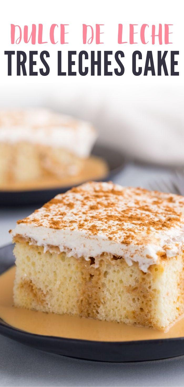 Tres Leches Cake Recipe Tres Leches Cake Vanilla Sponge Cake Milk Cake