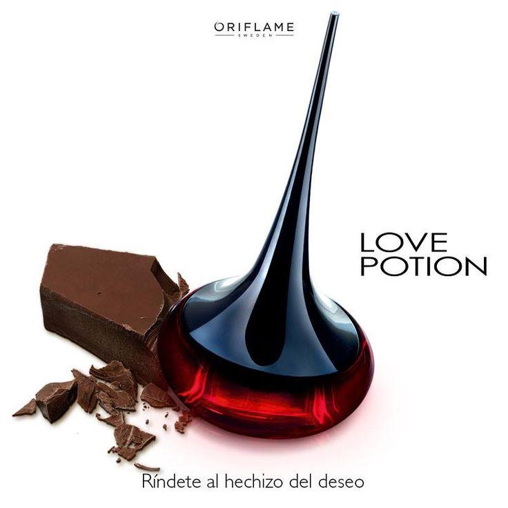¿Quieres sentirte sexy? Lo único que necesitas es un aroma como Love Potion, elaborada con dos potentes afrodisíacos: jengibre y chocolate.