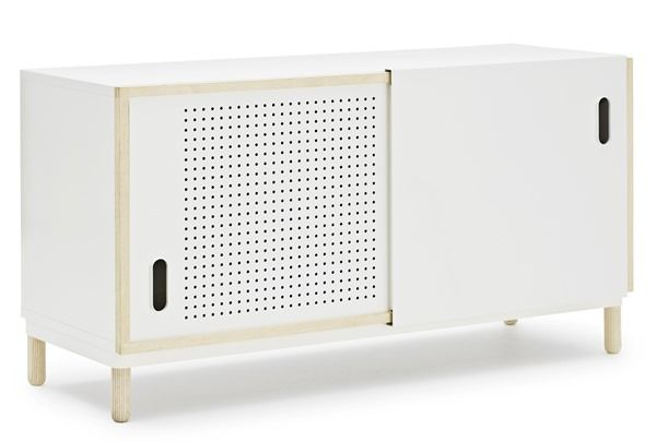 Kabino sideboard from Normann Copenhagen | Nordic Leaves