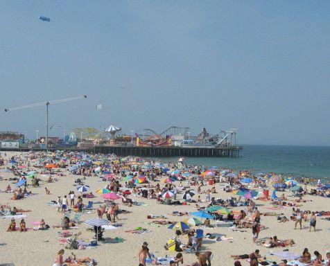 Beach Seaside Heightsthe