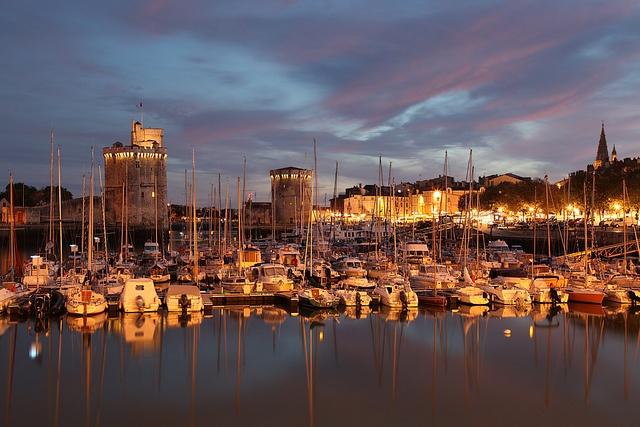 La Rochelle - France by david.bank (www.david-bank.com), via Flickr