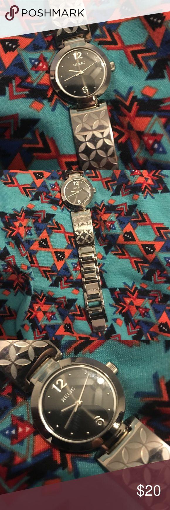 Relic watch, silver 🌸 Relic watch, silver 🌸 Relic Accessories Watches