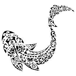 Tatuaggio di Squalo guerriero, George tattoo - TattooTribes.com