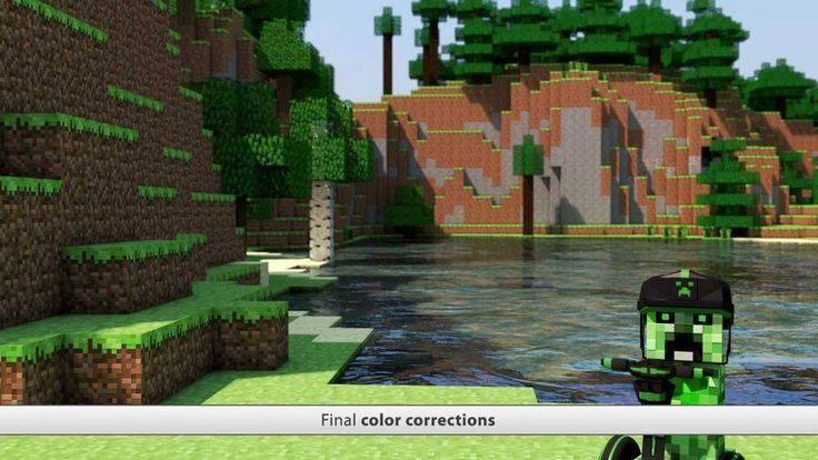 Minecraft Shaders Mod YouTube