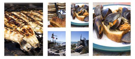 Strandloper Seafood Restaurant