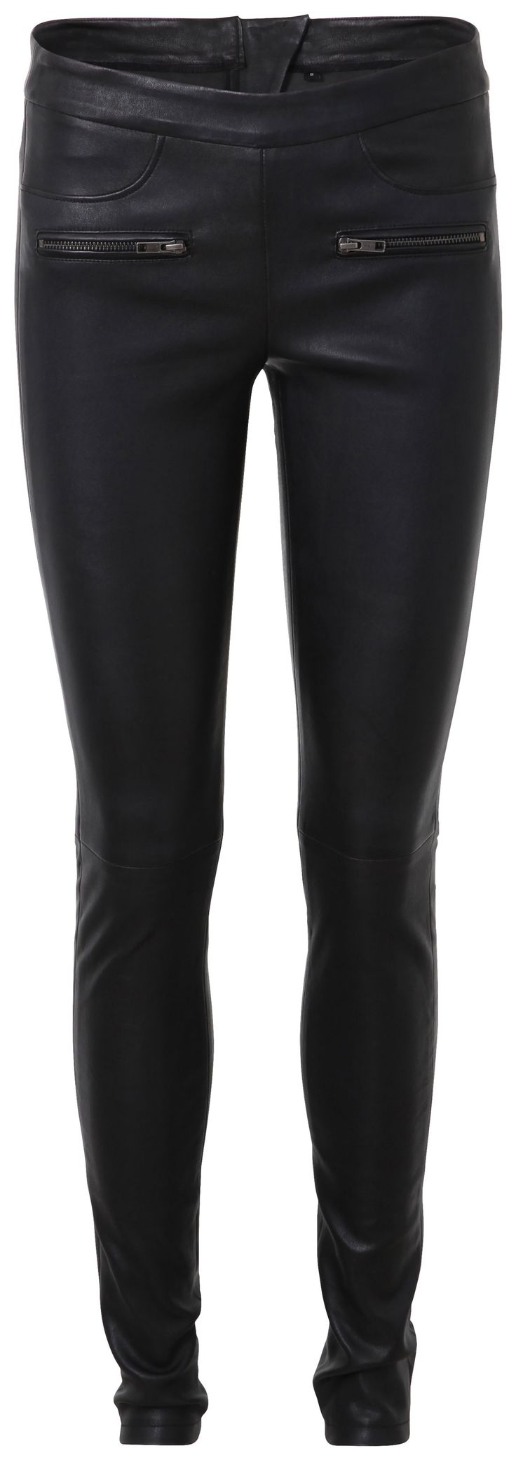 Super cool MBYM læderbukser BOSS mbyM  til Bukser til kvinder og damer i luksus kvalitet
