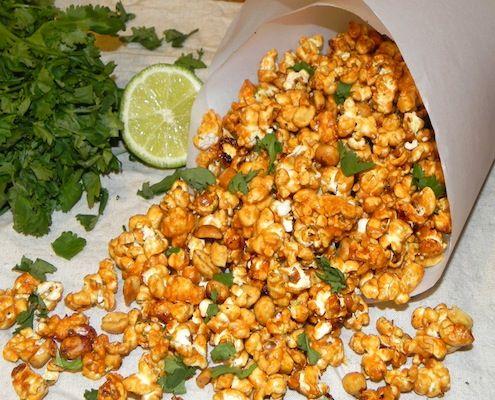Envie d'une escapade thaïlandaise ? Voici la recette du Popcorn Thaï !