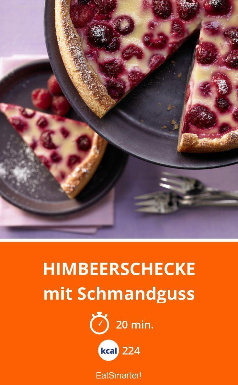 Himbeerschecke
