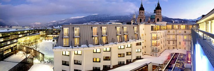 Craciun si Revelion 2014-2015 in 4*+ Hotel Grauer Bär Innsbruck/Tirol
