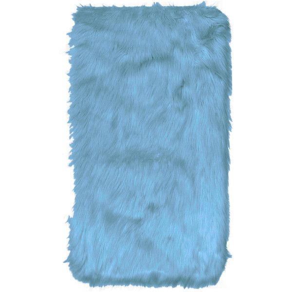 "Home Dynamix 30"" x 47"" Light Blue Arctic Shaggy Rug ($20) ❤ liked on Polyvore featuring home, rugs, blue, machine washable rugs, faux fur area rug, machine wash rugs, fake fur rugs and baby blue area rug"