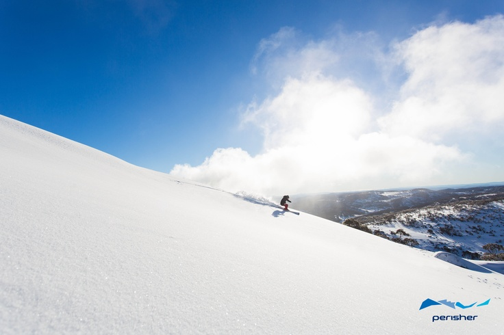 We don't have Monday blues in Perisher!
