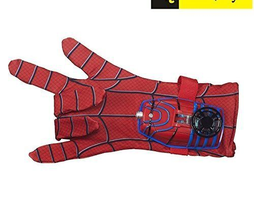 toys for boys 10 years Zest 4 Toyz Spiderman Gloves With Disc...   toys for boys 10 years Zest 4 Toyz Spiderman Gloves With Disc Launcher For Real Action