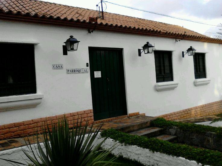 Casa Parroquial El Hatillo Venezuela