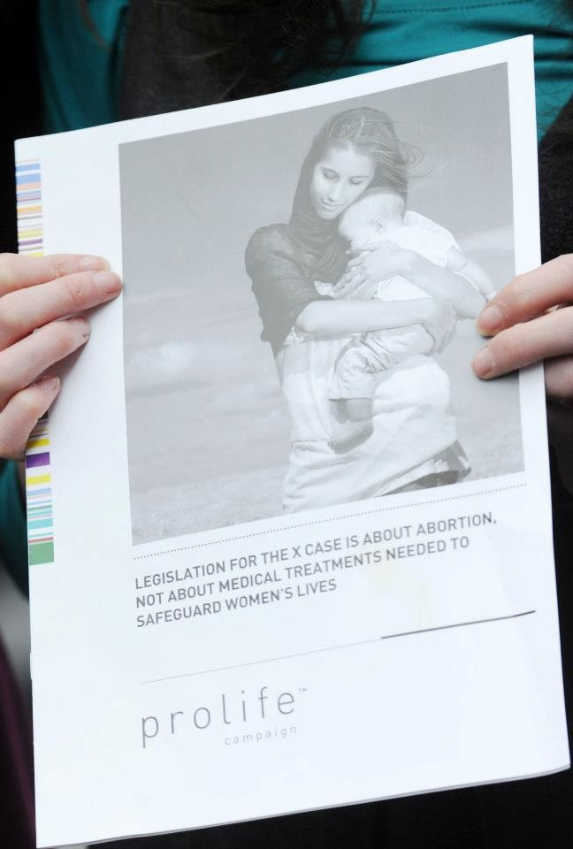 Our new briefing document - explaining why guidelines, not legisation, is the way forward.     See the briefing document here:   http://issuu.com/plcadmin/docs/plc_briefing_document_feb_2013_web     Or order physical copies for your group by e-mailing mail@prolifecampaign.ie     #ProLifeCampaign #prolife #prowoman #Ireland #unborn