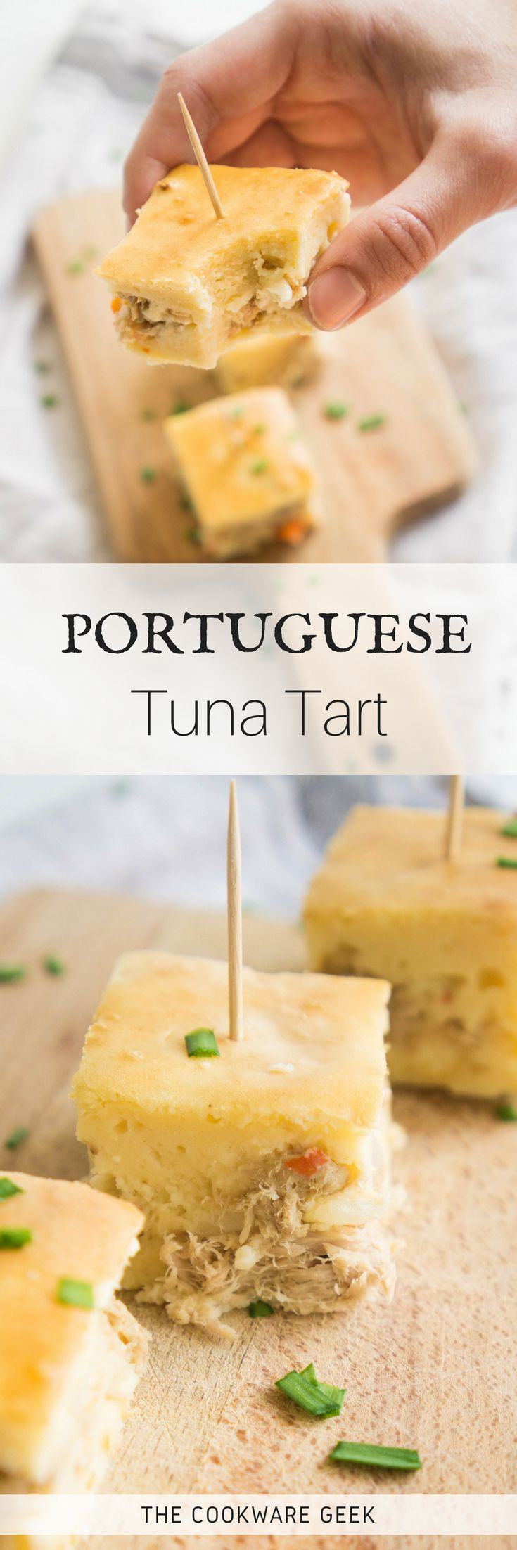 The easiest tuna tart that will be your savior for the next beach trip. This is a blender tart that will give you a great result every time.