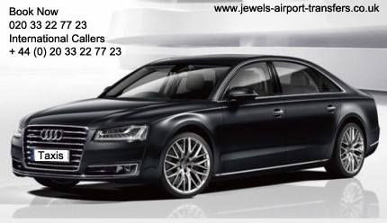Book Taxi from Heathrow Airport with Jewels Airport Transfers
